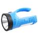 Акумуляторний ліхтарик переносний світлодіодний 1W 12LED 600mAh (висувна вилка,3 режими) Yajia