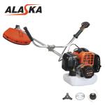 """Мотокоса Alaska 6.2 кВт, двиг. 52 см3, плавн. пуск (3Т+40Т победит, катушка """"Автомат"""" метал нос, бумажный воздушный фильтр, штанга 28/9)"""