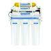Система зворотного осмосу 6 ступенів очищення з помпою ( мінералізатор) Aquakut