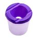 Стакан-непроливайка, фиолетовый, KIDS Line