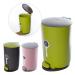 Ведро для сміття 15 л з педаллю пластикове 25*35 см R85413